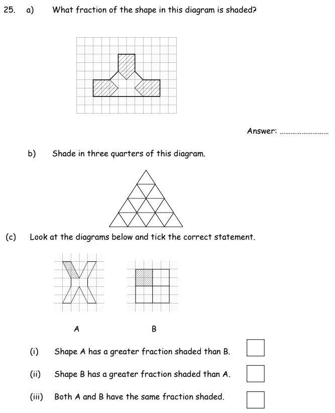 Geometry Shapes Area and Perimeter Triangle