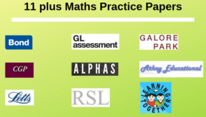 Free 11 Plus (11+) Maths Past Papers with Answers [pdf download]