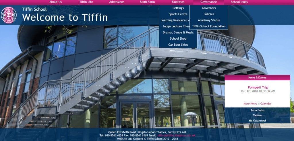 Tiffin School