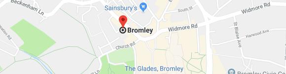 Bromley grammar schools