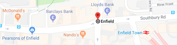 Enfield grammar schools
