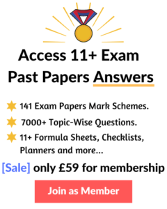 11 plus exam papers with answers download