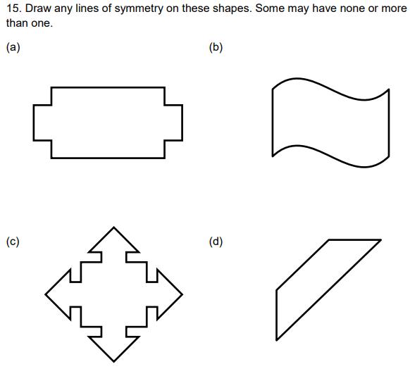 Lines Symmetry