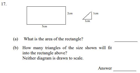 Rectangle, Area and Perimeter