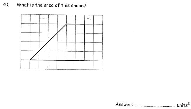 Area, Triangle and Square