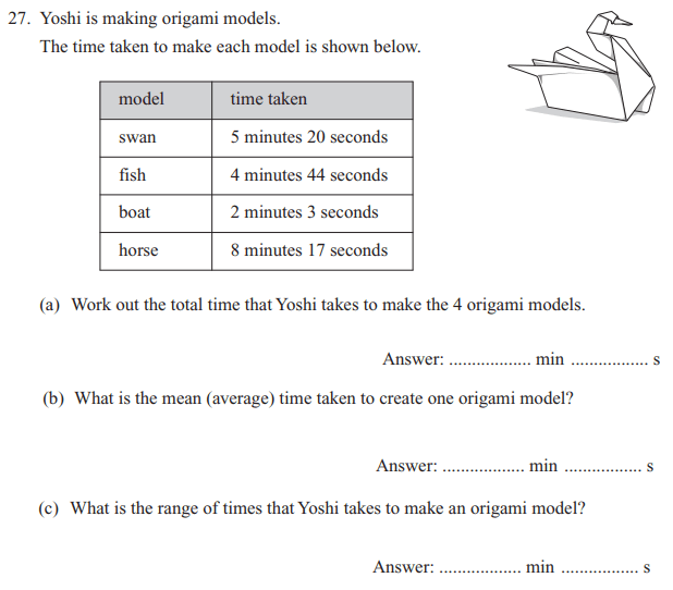 Time and Unit Conversions
