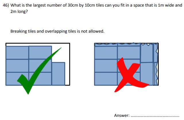 Area and Logic