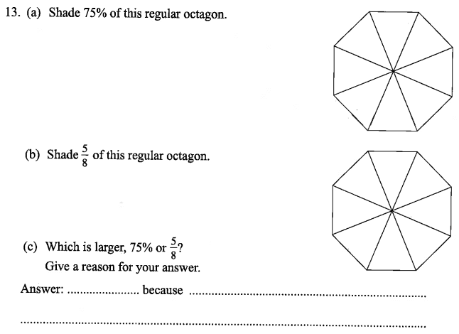 Polygons, Measurement, Fractions, Numbers, Percentages