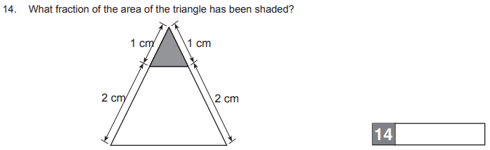 Fractions, Triangle and Area and Perimeter