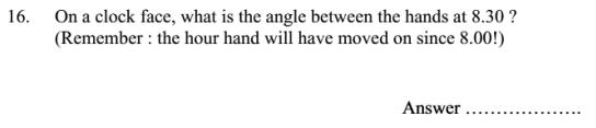 Angles and Time