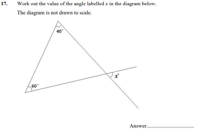 Angle and Triangle