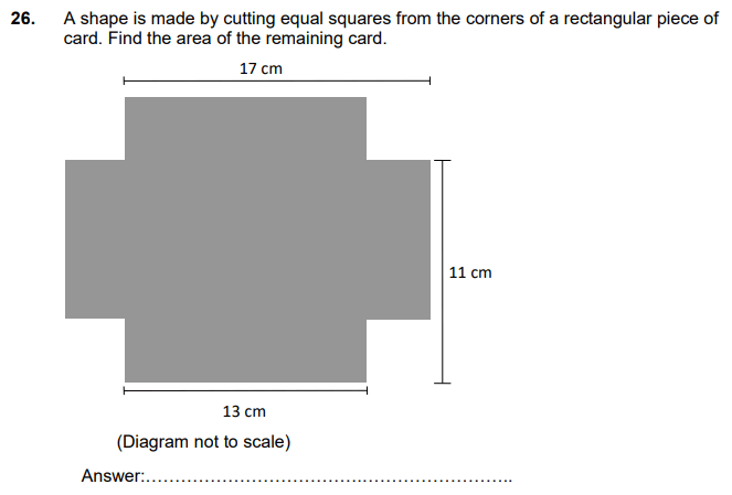 Geometry, Squares, Area and Perimeter, Rectangle