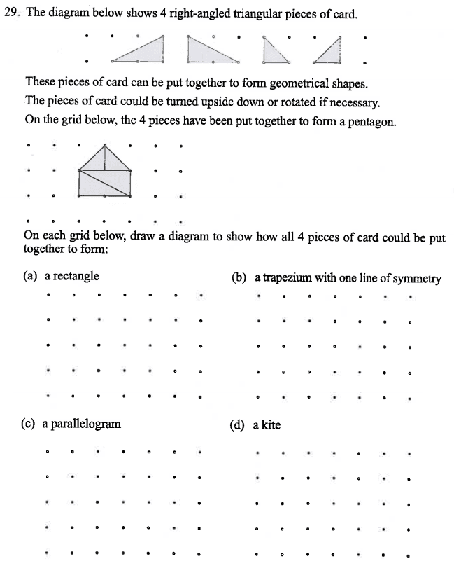 Geometry, Rectangle, Triangles, Polygons, Measurement