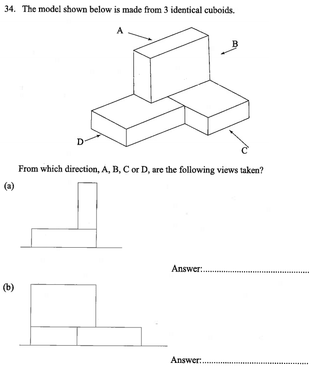 Geometry, 3D shapes