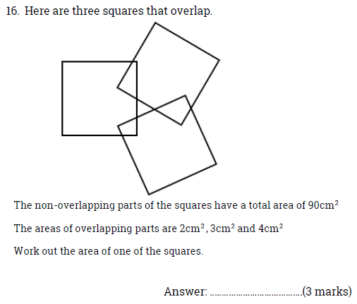 Word Problems, Area and Perimeter and 2D shapes