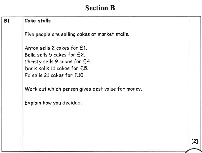 Word Problems, Fractions, Money, Order and Compare Numbers and Decimals