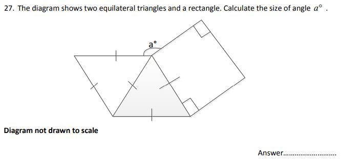 Geometry, Triangle, Angles, Rectangle