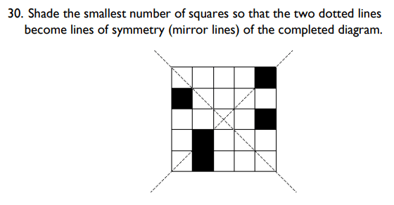 Geometry, Line symmetry