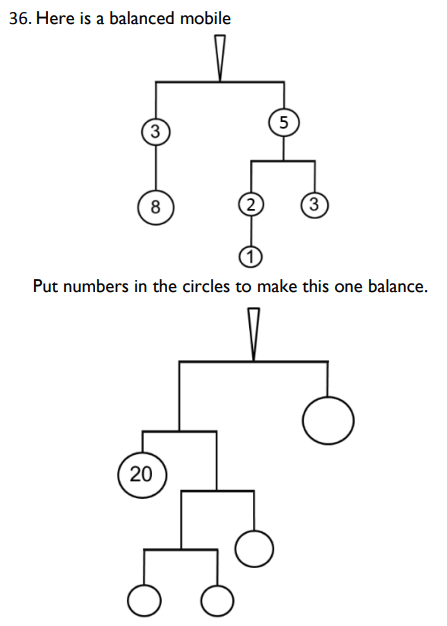 Algebra, Algebra Dependent Problems, Logical Problems
