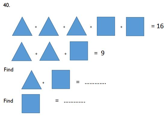 Algebra, Logical Problems