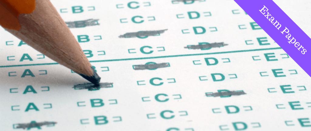 11 plus exam papers St Bernards Catholic Grammar School