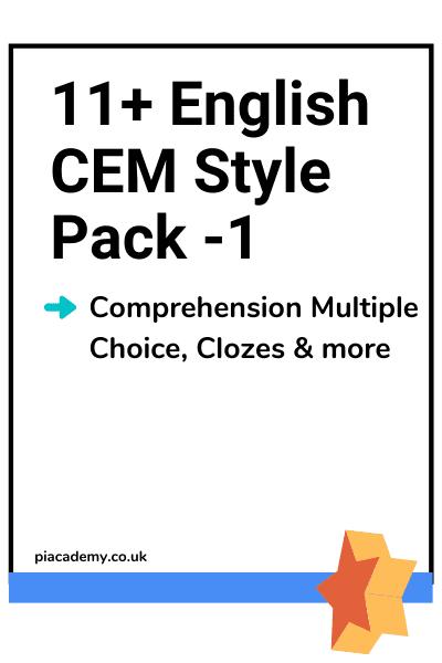 CEM English