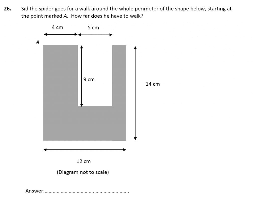 11 plus Latymer Upper School Maths Sample Paper 2 - 2020 Question 29