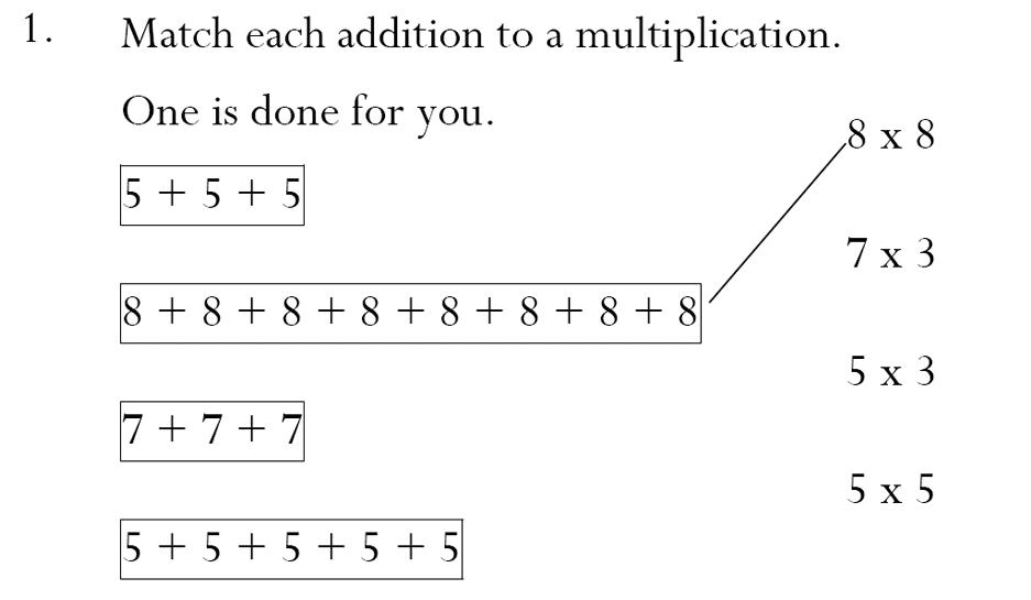 Magdalen College School - 7 Plus Maths Sample Paper Question 01