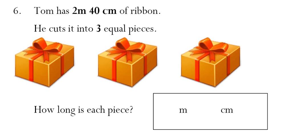 Magdalen College School - 7 Plus Maths Sample Paper Question 06