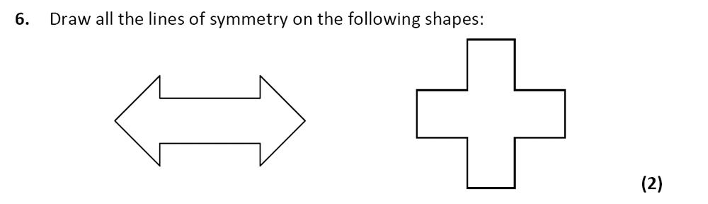 City of London School - 10 Plus Specimen Maths Paper Question 07