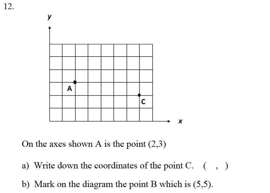 Emanuel School - 10 Plus Maths Entrance Exam Paper Question 13