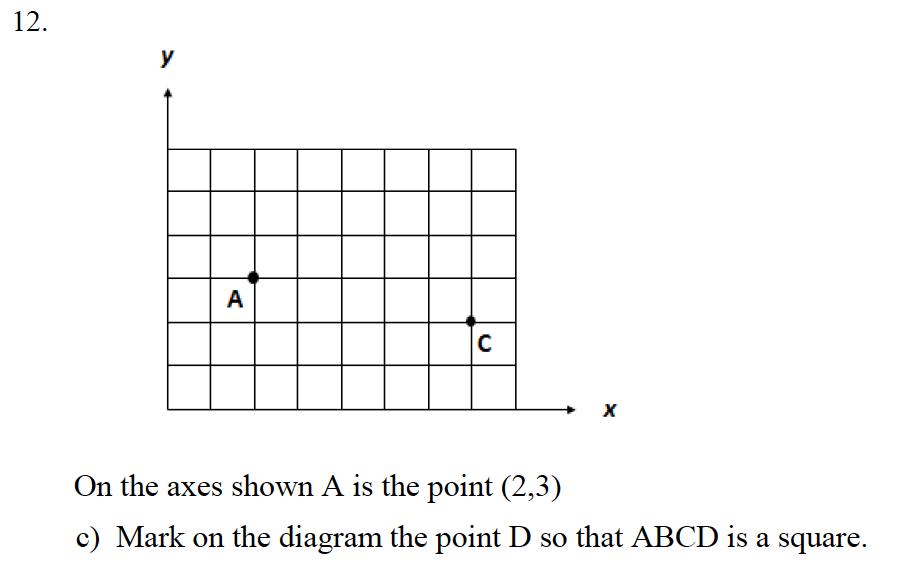 Emanuel School - 10 Plus Maths Entrance Exam Paper Question 14