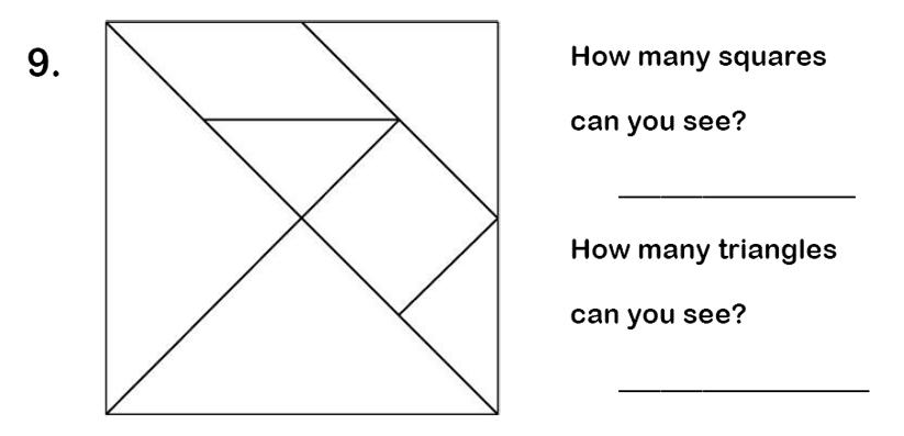 Haberdashers' Aske's Boys' School (HABS) - 7 Plus Maths Question 25