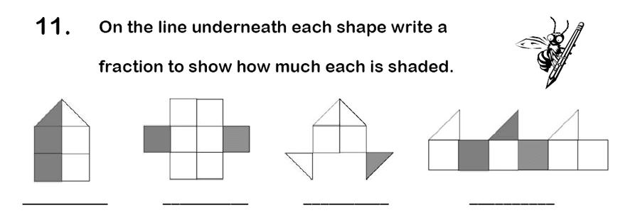 Haberdashers' Aske's Boys' School (HABS) - 7 Plus Maths Question 28