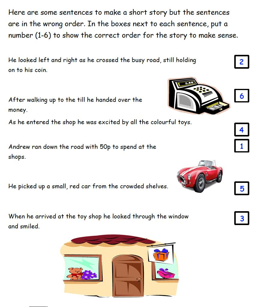 Haberdashers Askes Boys School (HABS) - 7 Plus English Answer 07