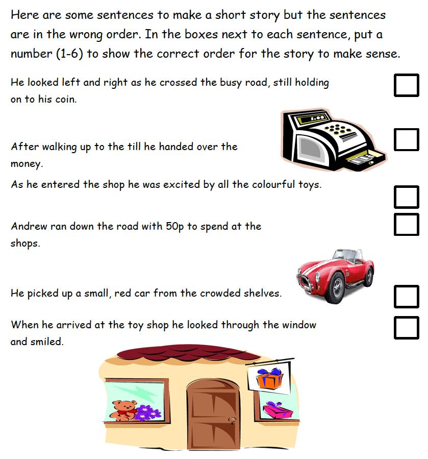 Haberdashers Askes Boys School (HABS) - 7 Plus English Question 07