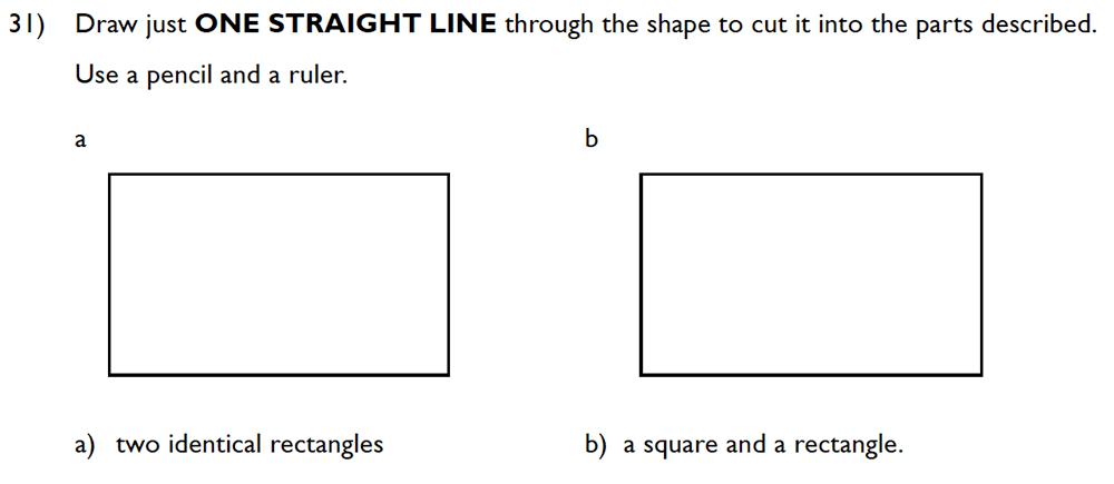King's College School - 10 Plus Maths Specimen Paper Group D Question 36