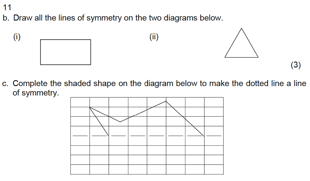 Leicester Grammar School - 10 Plus Maths Specimen Paper Question 14