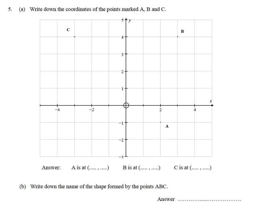 Oundle School - 9 Plus Maths Practice Paper 2014 Question 08
