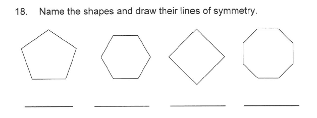 Solihull School - 9 Plus Maths Sample Paper 1 Question 22