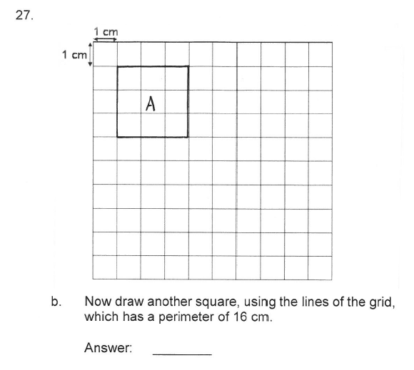 Solihull School - 9 Plus Maths Sample Paper 2 Question 30