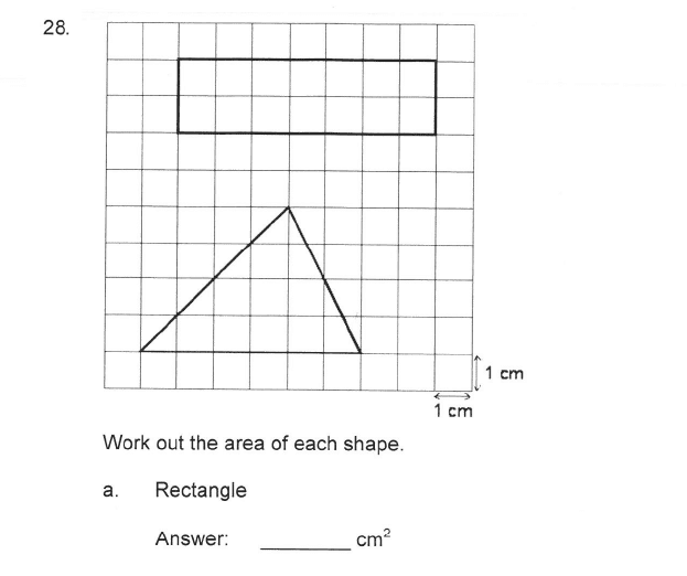 Solihull School - 9 Plus Maths Sample Paper 2 Question 31
