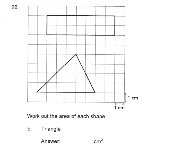 Solihull School - 9 Plus Maths Sample Paper 2 Question 32