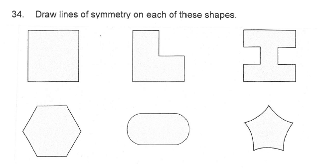 Solihull School - 9 Plus Maths Sample Paper 2 Question 40