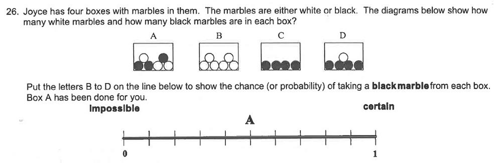 Trinity School - 10 Plus Maths Sample Questions Question 27
