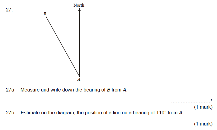 Aldenham School - 13 Plus Maths Sample Paper 2019 Question 29