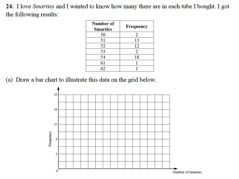Alleyn's School - 13 Plus Maths Sample Examination Paper 2 Question 39