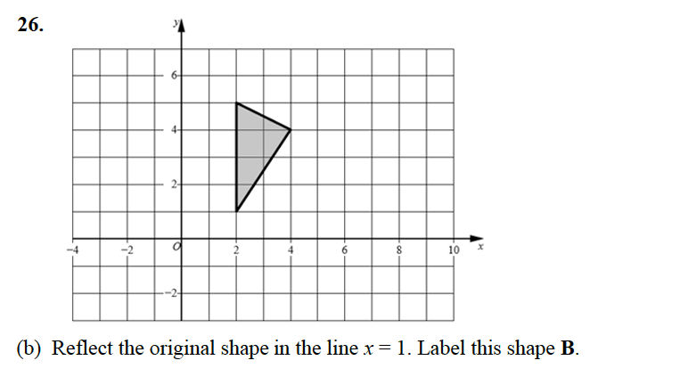 Alleyn's School - 13 Plus Maths Sample Examination Paper 2 Question 46