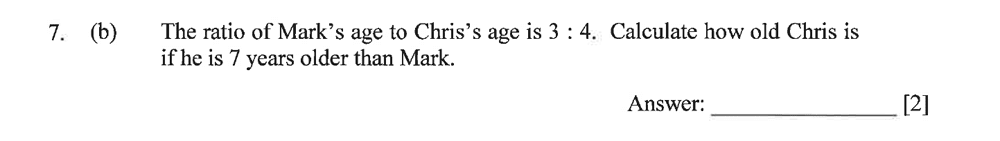 Dulwich College - Year 9 Maths Specimen Paper A Question 10