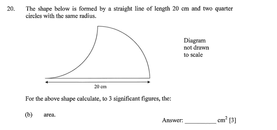 Dulwich College - Year 9 Maths Specimen Paper A Question 27